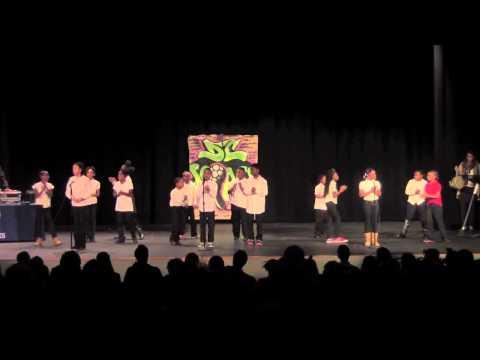 2014 DC SCORES Poetry Slam! -- Burrville Elementary School