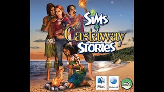 let's play sims 2 castaway stories for Mac