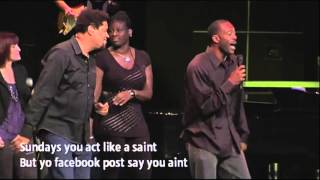Keep Yo Business off of Facebook - SCG Church Version