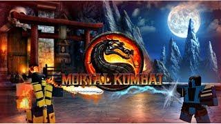 Mortal Kombat X in - ROBLOX