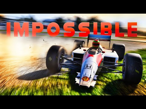 The Most Unforgiving Car In The F1 Games