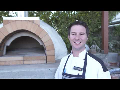 Bimbadgen Winery Commercial Wood fired Pizza oven Part 1