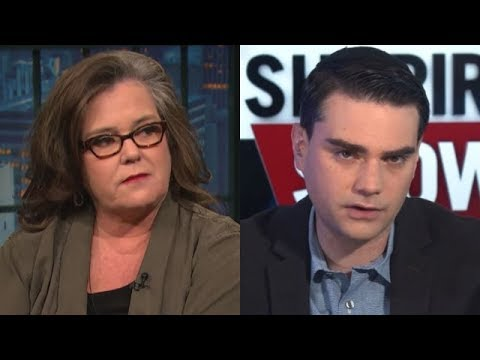 Rosie O'Donnell To Ben Shapiro: 'Suck My Díck Ben'