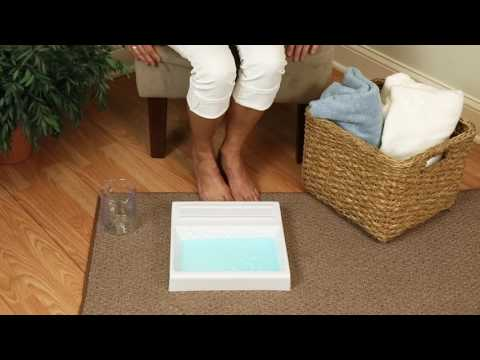 Ultimate Toenail Soaking Tray