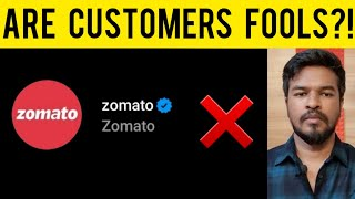 Reject Zomato Issue Explained | Tamil | Madan Gowri | MG