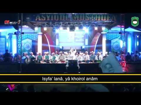Az Zahir _BBM Assalamu'alaik, Birosûlillâhi & Dauni ''Harlah Asyiqol Musthofa''
