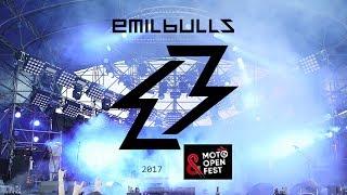 Emil Bulls - Фестиваль Moto Open Fest 2017 (Киев, Чайка)