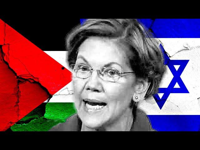 Warren's Spineless Answer On Palestine