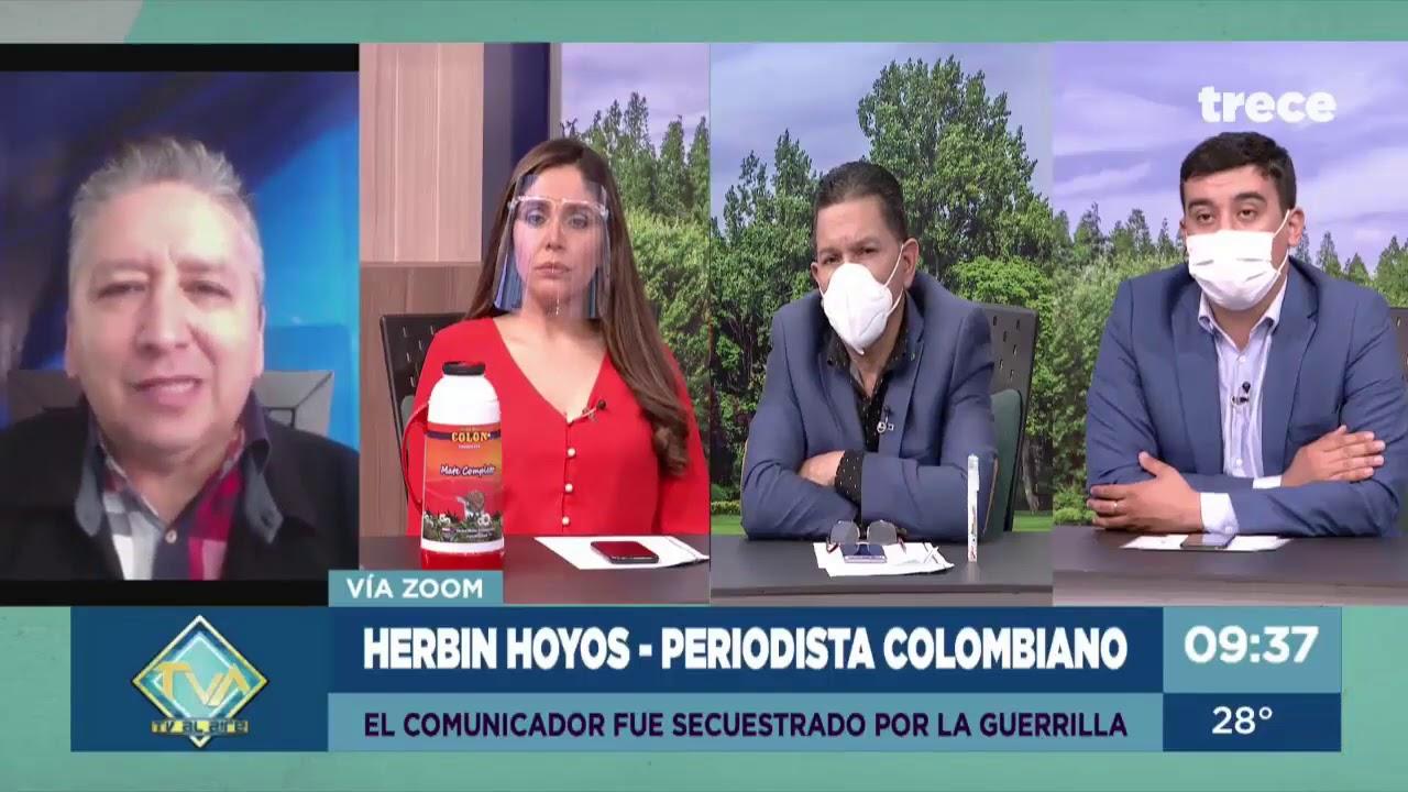 Herbin Hoyos alerta a Paraguay de lo que les viene encima con el EPP
