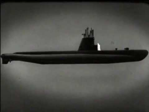 The Submarine - Construction Part 2 (1955)
