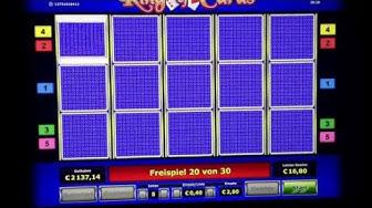 King of Cards - 2 € fach Freispiele im Stargames Casino