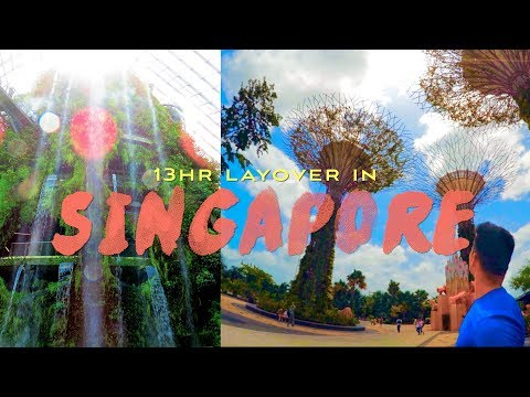 Singapore Travel Guide | How to Make The Most of Your Layover!