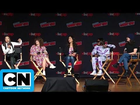 Steven Universe Panel