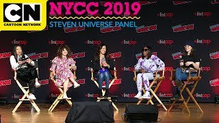 Steven Universe Panel | NYCC 2019 | Cartoon Network