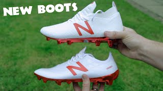 New World Cup Football Boots 2018 - New Balance unboxing
