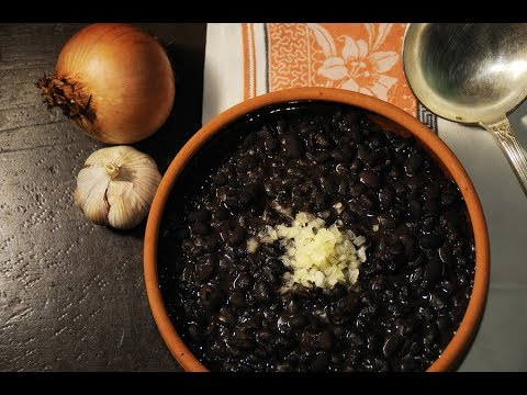 The health benefits of black beans.. include Improve Cardiovascular Health & reduce risk of cancer