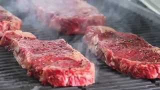 Grilling Tips: The Finger Method For Perfect Steaks
