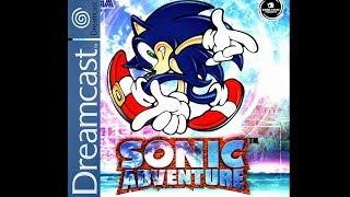 Dreamcast: Sonic Adventure (HD / 60fps)