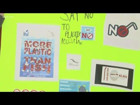 Starpoint School District Bans Plastic Straws