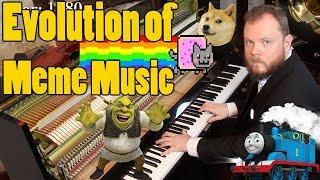 Evolution of Meme Music (1500 AD - 2018 ) thumbnail
