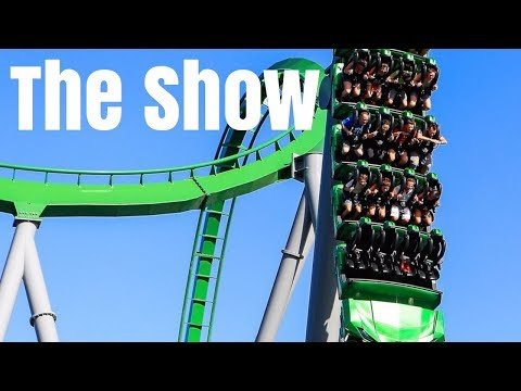 Theme Park Worldwide - The Show - 13th September 2017
