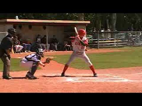 Marcus Knecht Grand Slam Homerun World Junior Baseball Championships 2008