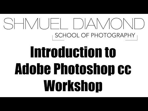 Photoshop CC Workshop (2.46hrs)