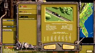 [Test] Railroad Tycoon 2 (PC)