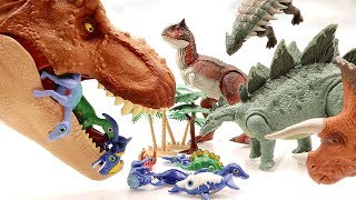 Dinosaurs are dangerous! Escape the Dinosaur Eggs from Jurassic Wor...
