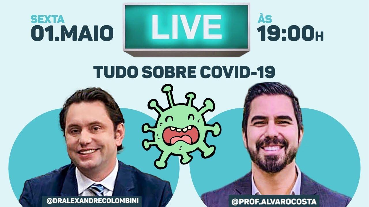 LIVE 01/05/2020 - COVID 19