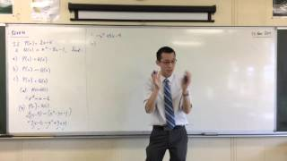 Review of Polynomials (1 of 2: The Addition & Subtraction of Polynomials)