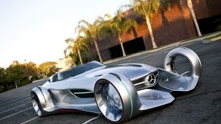 The Future Cars 2018 - 2050 !! comfort and luxury