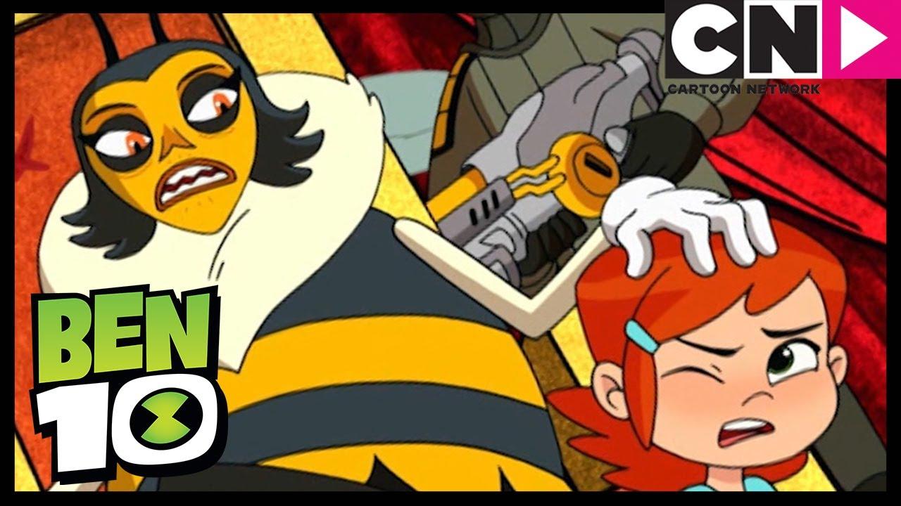 Download Ben 10   The Queen Bee   Cartoon Network