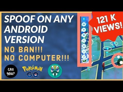 Spoof In Pokemon Go Easily In Any Android Phone(February 2020)| Spoof In Pokemon Go Without Computer