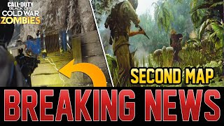 The location of second zombies map to be released with call duty cold war has been found and its leaked name reportedly being firebase z. here w...