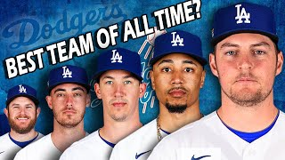 LA Dodgers Were Already An All Star Team - AND JUST GOT EVEN BETTER!! SIGN BAUER...2020 PREVIEW!!