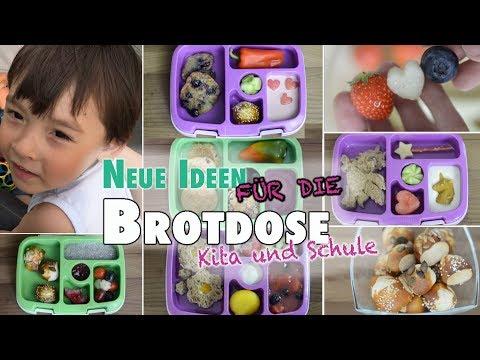 Brotdosen für Kita und Schule   Neue einfache Rezepte und Ideen   mamiblock