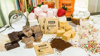 Recipe - The Science of Marshmallows with Dan Kohler - Hallmark Channel