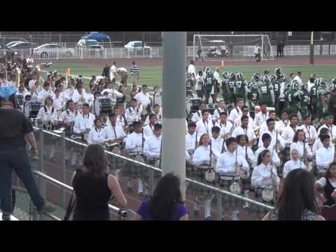 Granada Hills Highlanders Band