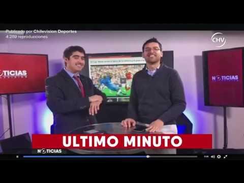 Chilevisión - EXTRA - Fuerte sismo en la zona central
