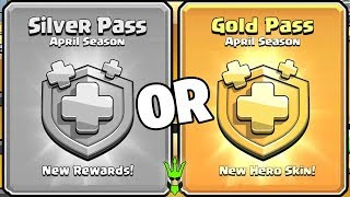TIME TO MAKE A DECISION: BUY THE GOLD PASS OR NOT! - Let's Play TH9 - Clash of Clans