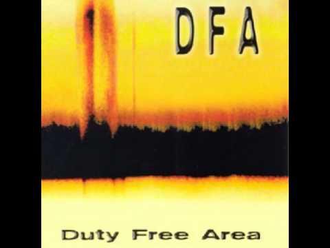 "DFA -  ""Duty Free Area"" - ESCHER -"