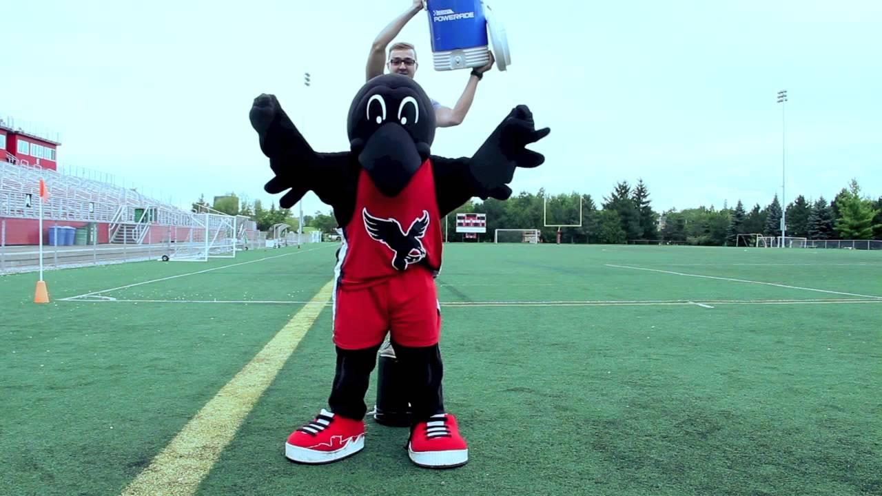 Rodney the Raven's ALS Ice Bucket Challenge - Carleton ...
