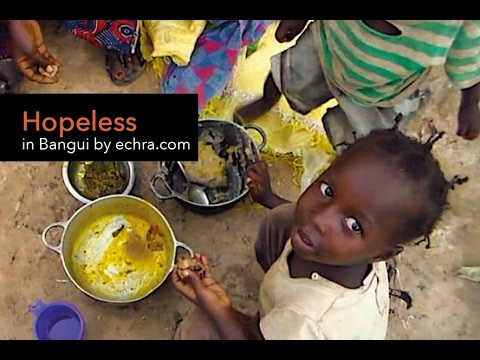 hopeless in bangui