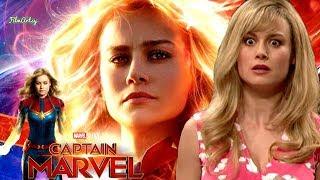 Captain Marvel Official Trailer 2 Reaction and Breakdown - Brie Larson 2019
