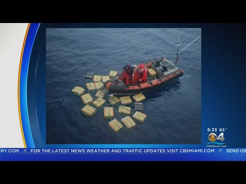 Coast Guard To Offload 35,000 Pounds Of Cocaine At Port Everglades