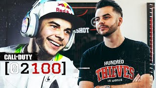 OpTic GAMING VS 100 THIEVES: NADESHOT'S GREATEST RIVALRY [02100]