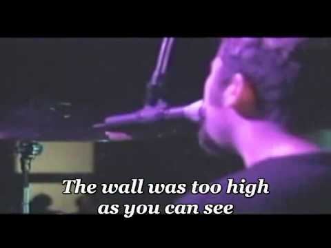Dream Theater - Hey You ( Pink Floyd cover ) - with lyrics