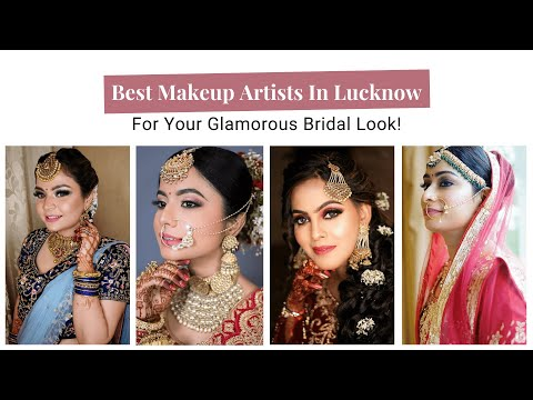 Makeup Artists In Lucknow For Your Glamorous Bridal Look | ShaadiWish
