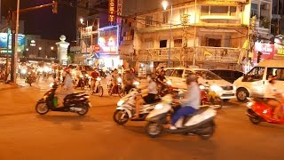 2015 Ho Chi Minh City Tour by Bike - Vietnam Trip